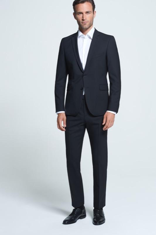 Pantalon modulaire Mercer, noir