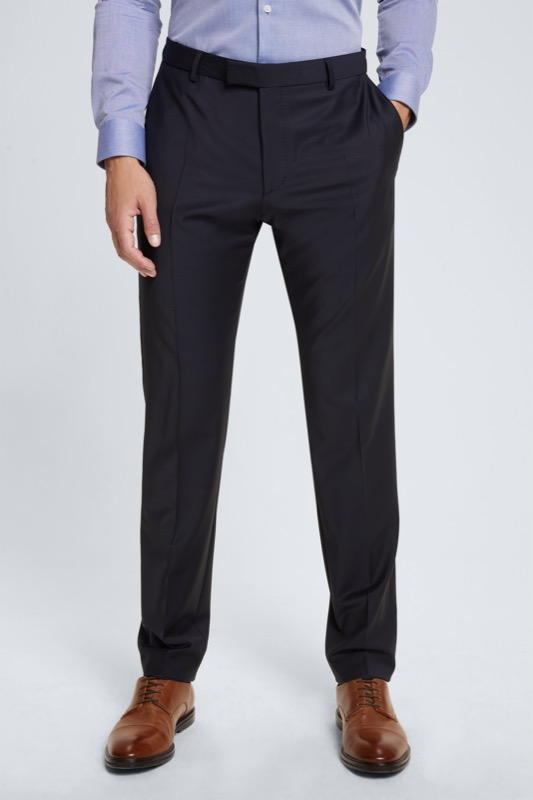 Pantalon Mercer, navy