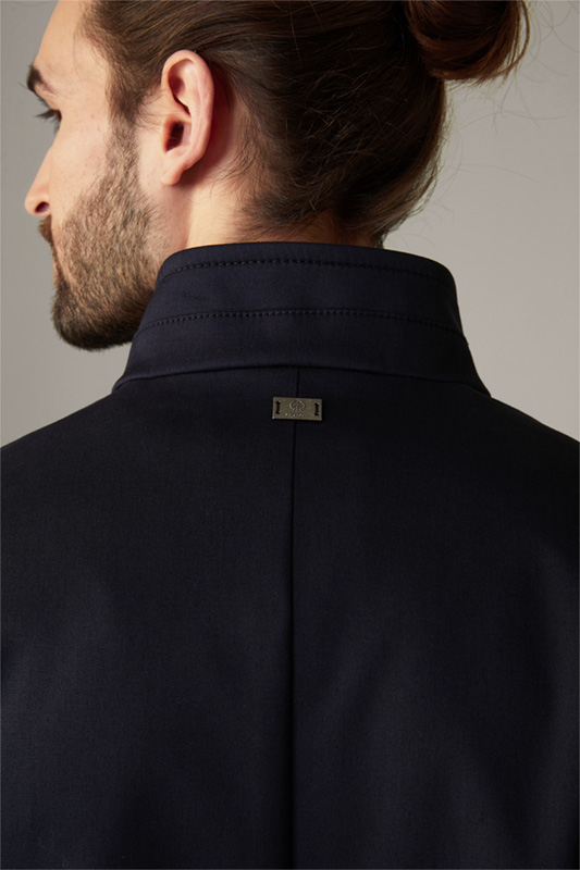 Manteau Flex Cross Finchley Summer, bleu foncé