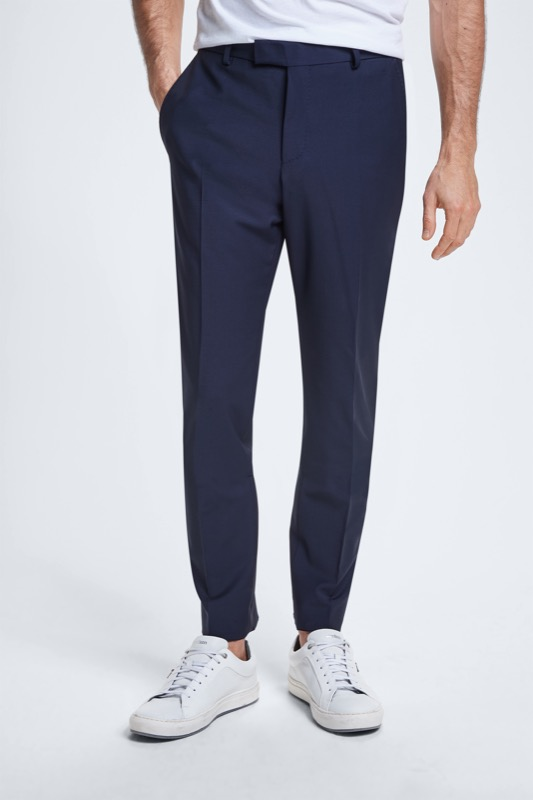 Pantalon Flex-Cross Mercer, bleu marine