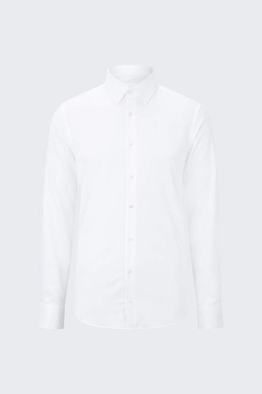 Chemise Rian, blanche