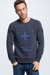 Sweater Sanford, donkerblauw