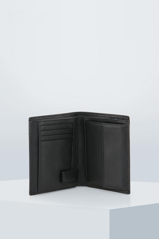 Geldbörse Blackwall, schwarz