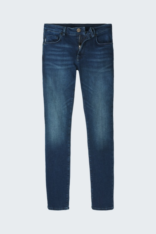 Jeans Skid, denim blue