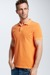 Polo-Shirt Ping, orange