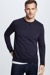 Sweat-shirt Oscar, navy