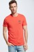 T-Shirt Deland – S.C. Collection, rood