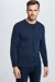 Pullover Elmhurst - S.C. Collection, navy meliert