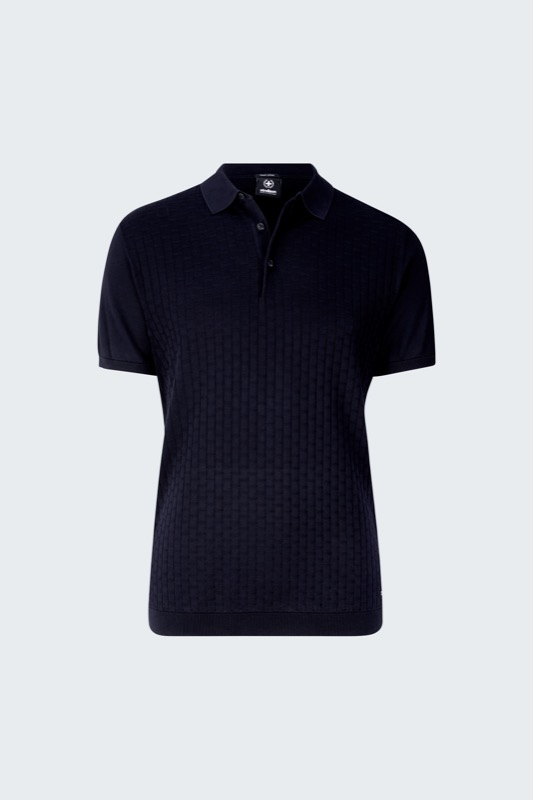 Polo Vincent, navy