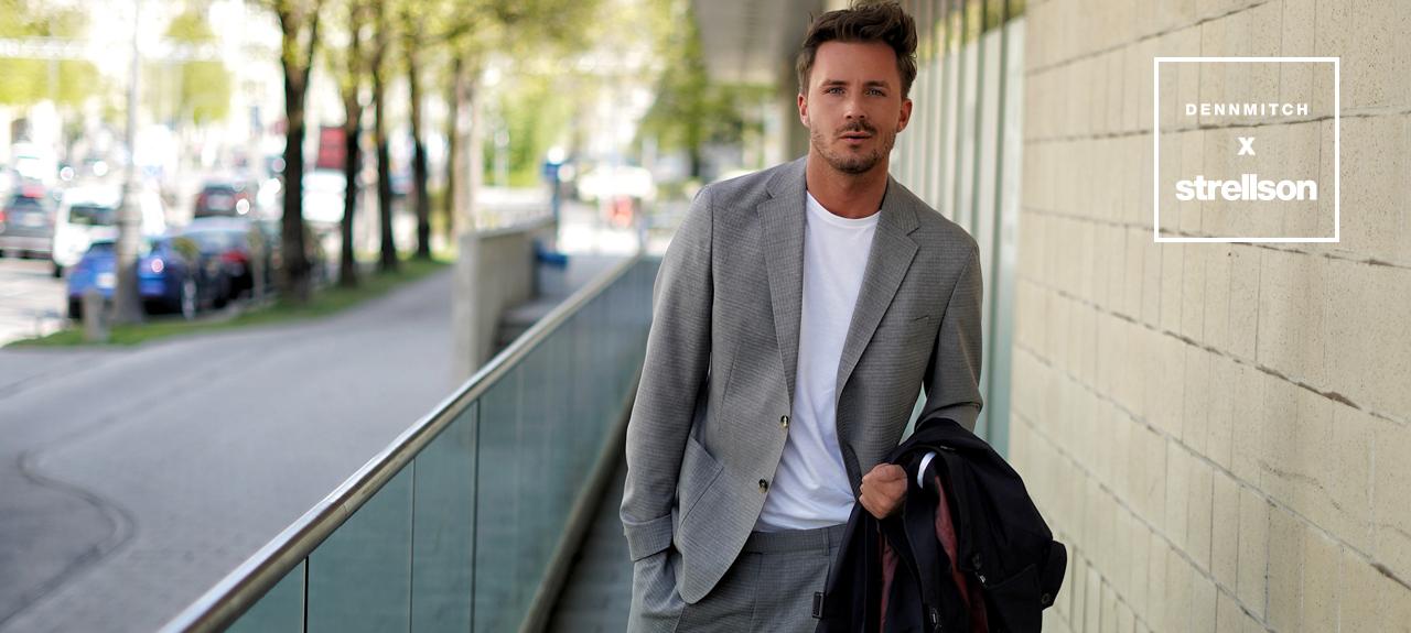 15b84264c93 Boutique en ligne Strellson – la mode pour les hommes qui ont du style