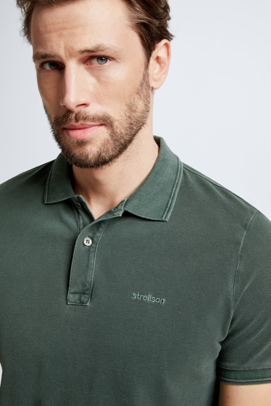 Polo-Shirt Phillip, grün